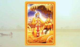 Карты мудрости по Бхагавад гите - получить наставление Кришны