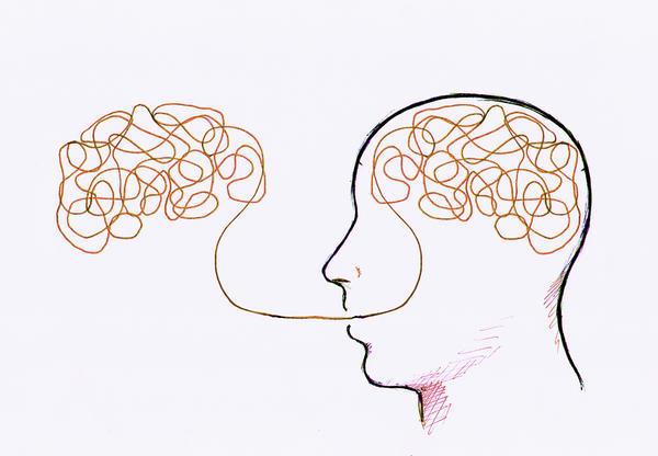 Мысли и речь